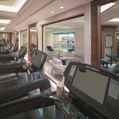 Отель Shangri-La Bosphorus, Istanbul фитнесс-зал