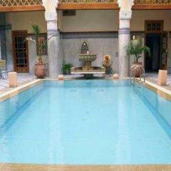 Отель Palais d'Hôtes Suites & Spa Fes Марокко, Фес - отзывы, цены и фото номеров - забронировать отель Palais d'Hôtes Suites & Spa Fes онлайн спортивное сооружение