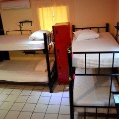 Отель Hostel Che Мексика, Плая-дель-Кармен - отзывы, цены и фото номеров - забронировать отель Hostel Che онлайн комната для гостей фото 3