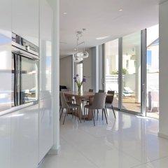 Отель Sunrise Residences Elite Luxury Home балкон
