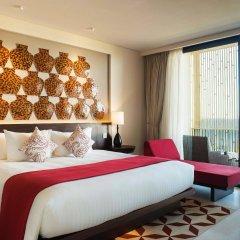 Отель Salinda Resort Phu Quoc Island комната для гостей