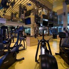 Отель Mont Cervin Palace фитнесс-зал фото 3