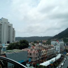 Отель Hua Chiew Residence балкон