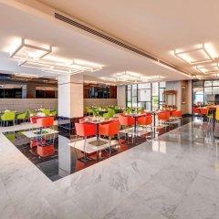 Отель Novotel Sharjah Expo Center ОАЭ, Шарджа - отзывы, цены и фото номеров - забронировать отель Novotel Sharjah Expo Center онлайн интерьер отеля фото 3