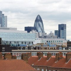 Отель Point A Hotel - Westminster, London Великобритания, Лондон - 1 отзыв об отеле, цены и фото номеров - забронировать отель Point A Hotel - Westminster, London онлайн балкон