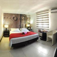 Отель Puerta de San Antonio Колумбия, Кали - отзывы, цены и фото номеров - забронировать отель Puerta de San Antonio онлайн комната для гостей