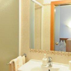 Hotel Bergfrieden Монклассико ванная фото 2