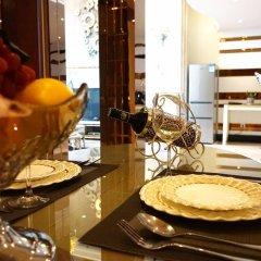 Апартаменты South & North International Apartment (Kam Rueng Plaza) питание