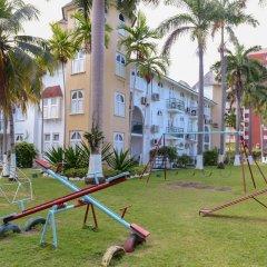 Отель SandCastles Deluxe Beach Resort детские мероприятия фото 2