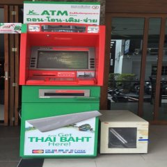 Отель Honey Inn банкомат