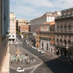 Отель Stendhal Luxury Suites Dependance Италия, Рим - отзывы, цены и фото номеров - забронировать отель Stendhal Luxury Suites Dependance онлайн балкон