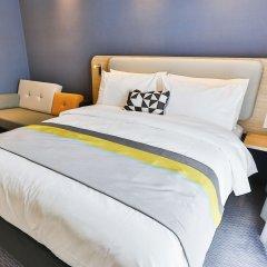 Отель Holiday Inn Express Karlsruhe - City Park комната для гостей фото 4