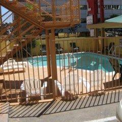 City Center Hotel Los Angeles Лос-Анджелес бассейн фото 3