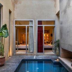 Отель Riad Kasbah Марокко, Марракеш - отзывы, цены и фото номеров - забронировать отель Riad Kasbah онлайн бассейн