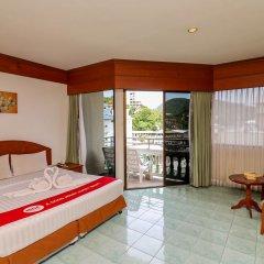 Отель Jiraporn Hill Resort Пхукет комната для гостей фото 5