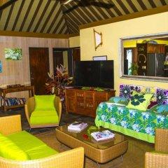 Отель Fare Matira Французская Полинезия, Бора-Бора - отзывы, цены и фото номеров - забронировать отель Fare Matira онлайн фото 4