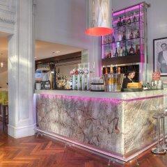 Hotel Indigo Glasgow гостиничный бар