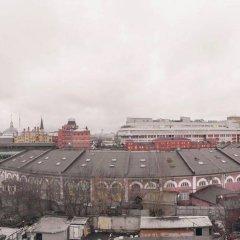 АХ отель на Комсомольской балкон