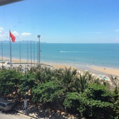 Отель Golden Hotel Вьетнам, Вунгтау - отзывы, цены и фото номеров - забронировать отель Golden Hotel онлайн пляж
