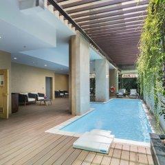 Апартаменты Oakwood Apartments Ho Chi Minh City бассейн фото 2