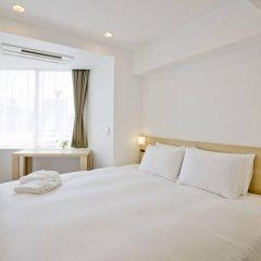 Отель Residential Hotel B:CONTE Asakusa Япония, Токио - 1 отзыв об отеле, цены и фото номеров - забронировать отель Residential Hotel B:CONTE Asakusa онлайн комната для гостей фото 3
