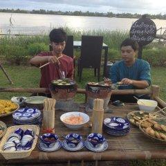 Отель Vinh Hung Emerald Resort Хойан питание фото 2