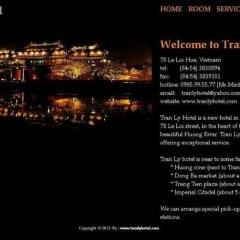 Tran Ly Hotel балкон
