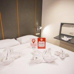 Отель Nida Rooms Yanawa Sathorn City Walk Бангкок удобства в номере фото 2