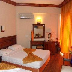 Отель Kleopatra Ikiz Otel комната для гостей