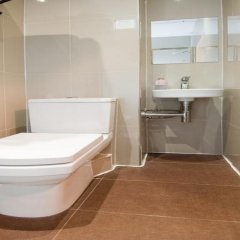 Отель Huttons Hotel Великобритания, Лондон - отзывы, цены и фото номеров - забронировать отель Huttons Hotel онлайн ванная