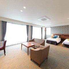 Отель Akarinoyado Togetsu Япония, Беппу - отзывы, цены и фото номеров - забронировать отель Akarinoyado Togetsu онлайн комната для гостей фото 5