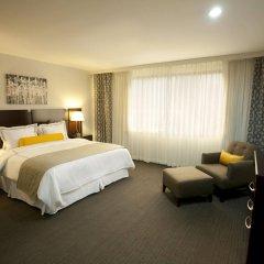 Hotel Los Andes комната для гостей фото 4
