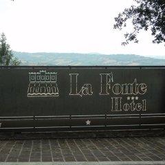 Hotel La Fonte Озимо фото 2