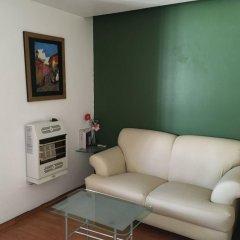 Отель G K Suites Duraznos Мехико комната для гостей