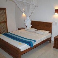 Отель Czech Beach Resort Шри-Ланка, Пляж Golden Mile - отзывы, цены и фото номеров - забронировать отель Czech Beach Resort онлайн комната для гостей фото 2