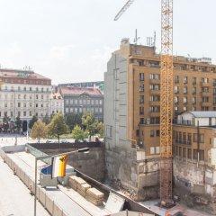 Апартаменты Opletalova Apartment on Wenceslas Square фото 2