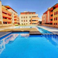 Отель Turomar Испания, Льорет-де-Мар - отзывы, цены и фото номеров - забронировать отель Turomar онлайн бассейн