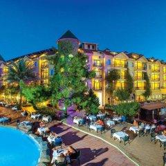 Dosi Hotel Турция, Сиде - отзывы, цены и фото номеров - забронировать отель Dosi Hotel - All Inclusive онлайн бассейн фото 3
