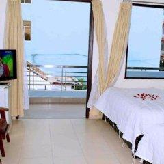 Отель Thien Ma Hotel Вьетнам, Нячанг - 2 отзыва об отеле, цены и фото номеров - забронировать отель Thien Ma Hotel онлайн комната для гостей фото 2