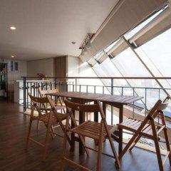 Отель Cube Guesthouse развлечения
