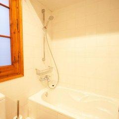 Отель Flateli Aribau Барселона ванная