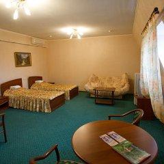 Гостиница Лотус в номере