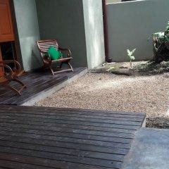 Отель Leatherback Beach Villa парковка