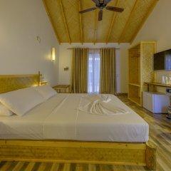 Отель Ameera Maldives сейф в номере