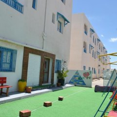Отель Residence Ben Sedrine Тунис, Мидун - отзывы, цены и фото номеров - забронировать отель Residence Ben Sedrine онлайн спортивное сооружение