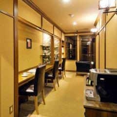 Отель Kashiwaya Ryokan Shima Onsen интерьер отеля фото 3
