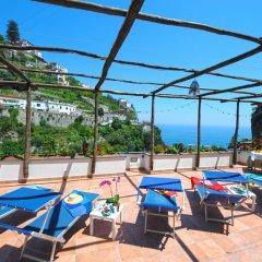 Отель La Pergola Италия, Амальфи - 1 отзыв об отеле, цены и фото номеров - забронировать отель La Pergola онлайн бассейн фото 2