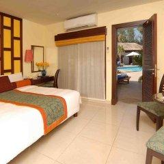 Отель Radisson Blu Resort, Sharjah комната для гостей