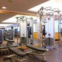 Отель Uraku Aoyama Токио фитнесс-зал