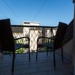 Corvin Hotel Budapest балкон